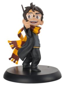 Exclusivo Boneco Harry Potter QMX