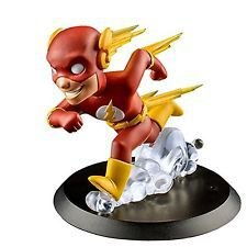 Exclusiva Figura de Ação da The Flash por QMX
