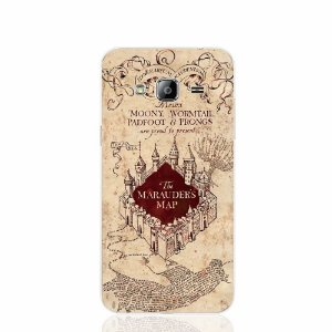 Capa Celular Mapa do Maroto Harry Potter- Samsung S6