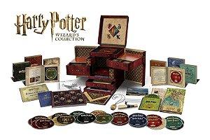 Blu-Ray Coleção Harry Potter Wizard´S Collection - 31 Discos