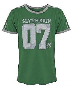 Camiseta Oficial Quadribol Sonserina