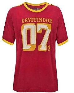 Camiseta Oficial Quadribol Grifinoria