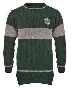 Suéter Quadribol Oficial Sonserina