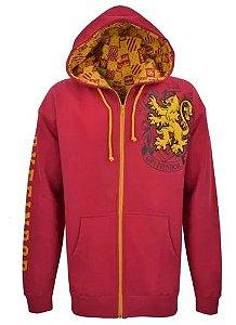 Moletom Mascote Grifinória Oficial Harry Potter