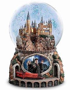 Globo de Neve Musical Luminoso tema Harry Potter - Edição Limitada