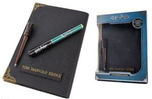 Kit Mágico Harry Potter Diário de Tom Riddle - Exclusivo Comic Con San Diego