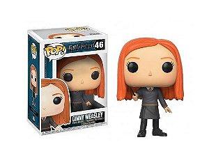 Funko Pop Ginny Weasley com Varinha