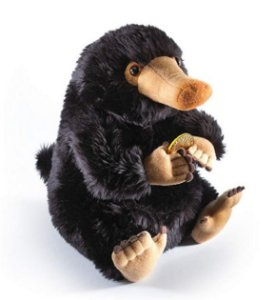 Boneco de Pelúcia Pelúcio (Niffler) Original por Noble Collection 20cm