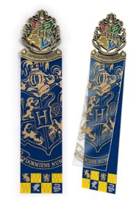 Marcador Hogwarts por Noble Collection - Hogwarts Bookmark