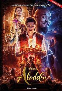 Livro - Aladdin Disney - A história do filme que encanta gerações