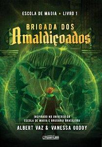 Livro - Brigada dos Amaldiçoados