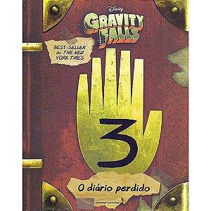 Livro - O Diário Perdido de Gravity Falls