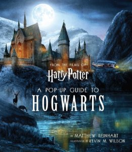 Harry Potter: A Pop-Up Guide to Hogwarts (Inglês) Capa dura