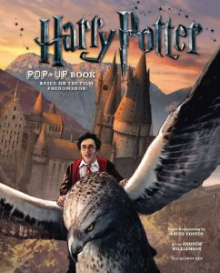 Harry Potter: A Pop-Up Book Based on the Film Phenomenon (Inglês) Capa dura