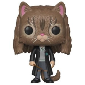 Funko Pop Hermione Granger como Gata 77 - Harry Potter