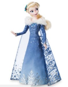 Boneca Disney Frozen Elsa Original que canta  ''When We're Together''  - Boneca 30cm