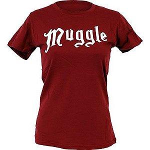 Camiseta Feminina Muggle