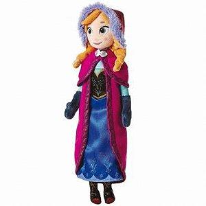 Pelúcia Original Disney Frozen Anna 50CM