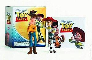 Toy Story Mini Figuras Woody e Jessie