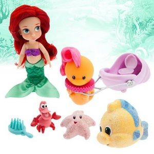 Conjunto Mini Animator Collection Ariel 12cm