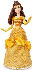 Disney Princesas Boneca Original Belle 30cm