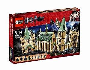 Lego 4842 Harry Potter Castelo Hogwarts 1290 peças - Edição limitada