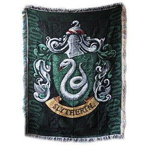 Exclusiva tapeçaria com o Brasão da Sonserina