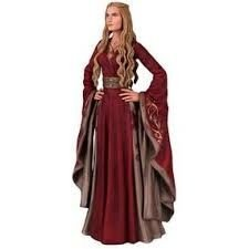 Estátua Game of Thrones Cersei Baratheon
