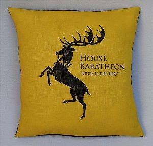 Almofada Game of Thrones - Casa Baratheon
