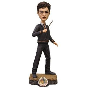Raríssimo - Harry Potter Head Knockers (BubbleHeads)