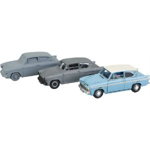Harry Potter Die Cast Ford Anglia Collectors (Carro Voador de Harry Potter - o Ford Anglia)