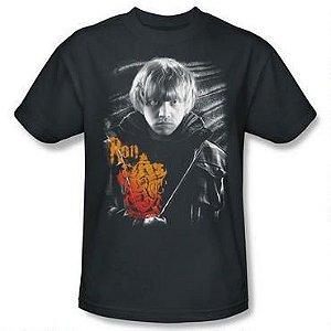 Exclusiva Camiseta Rony Weasley Original Harry Potter