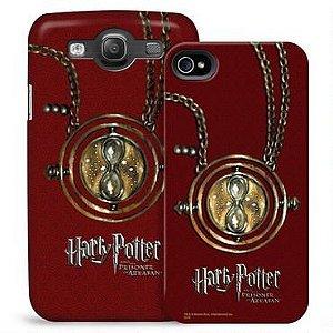 Capa Celular Samsung Galaxy S3 - Harry Potter Vira Tempo