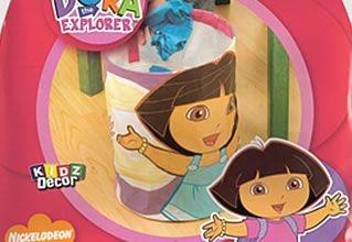 Cesto para roupas da Dora