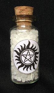Supernatural Sal em vidro