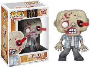 Funko Zumbi / RV Walker - The Walking Dead