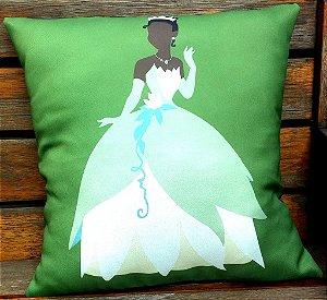 Almofada Disney Princesa Tiana