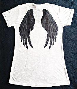 Camiseta Feminina Supernatural Anjo