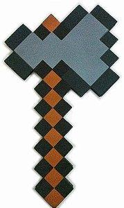 Minecraft Machado de Pedra