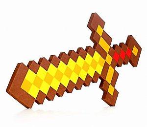 Minecraft Espada de Ouro