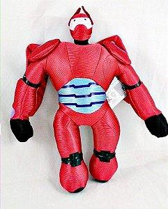 Pelúcia Hero 6 Baymax com armadura
