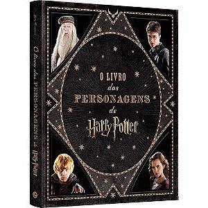 O Livro dos Personagens de Harry Potter