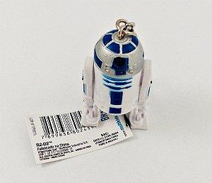 Chaveiro Star Wars R2D2 4,5cm