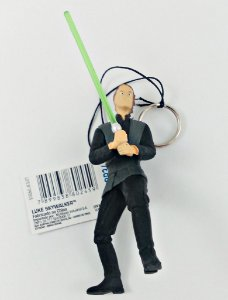 Chaveiro Star Wars Luke Skywalker 7cm
