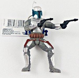 Chaveiro Star Wars Jango Fett 7,5cm