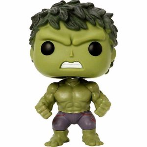 Funko Pop Marvel Hulk