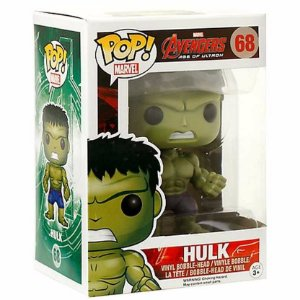 Funko Pop Marvel Hulk