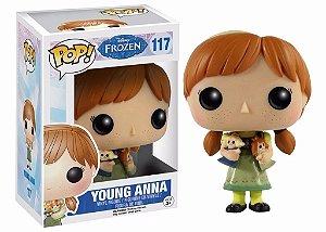 Funko Pop Frozen Jovem Anna