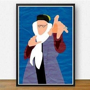 Quadro Albus Dumbledore