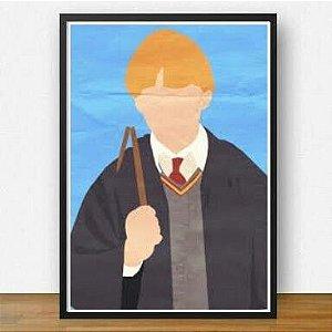 Quadro Rony Weasley